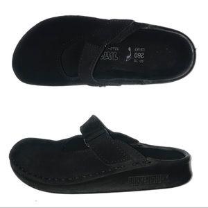 Birkenstock Tatami Suede Close Toe Sandals 40 9